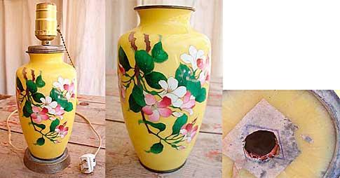 Cloise Lamp