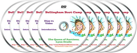 Boot Camp 10 DVDs